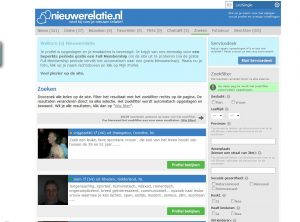 Online dating selectiviteit