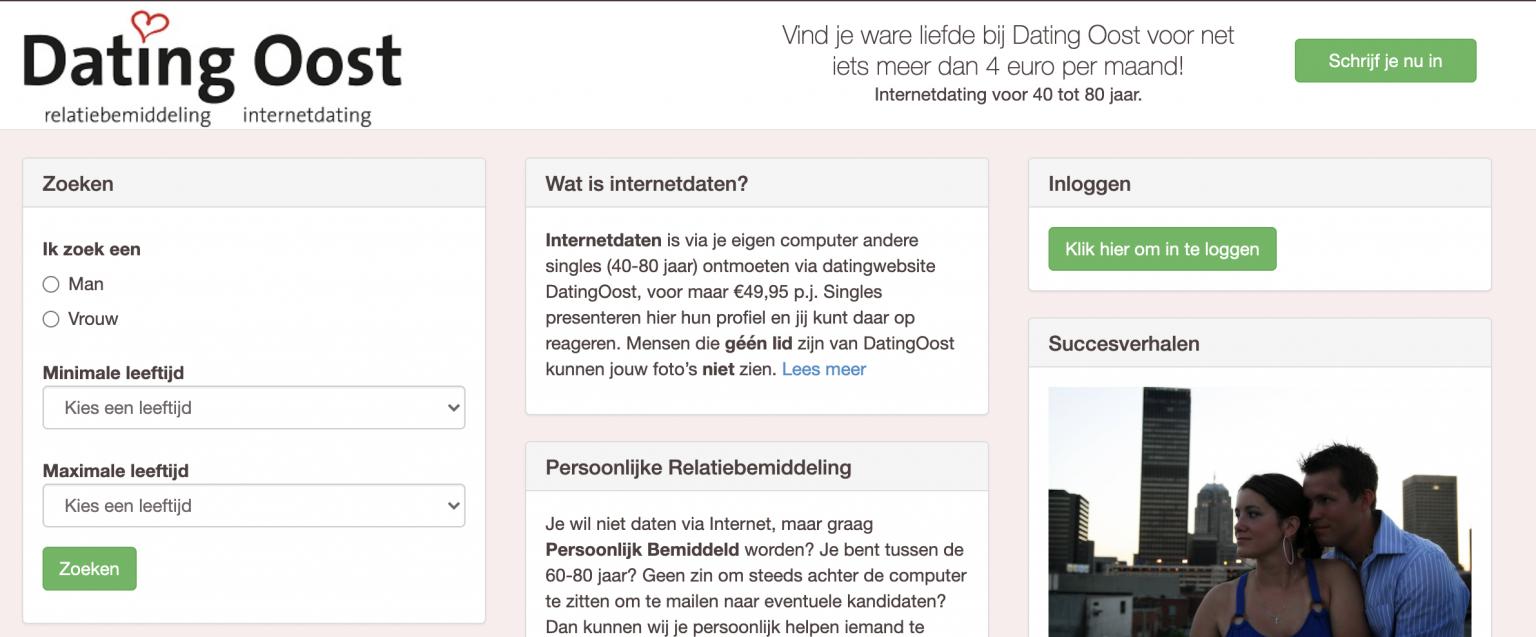 Kosten datingbureau