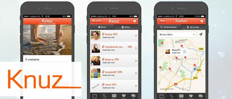 Knuz dating app