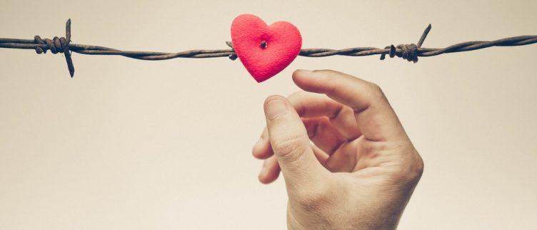 Een verboden liefde. Moet je het uitmaken?
