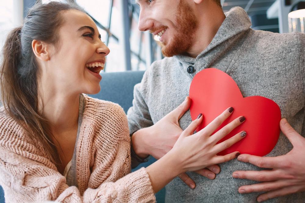 Dating drie maanden Valentijnsdag