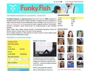 Funky fish dating site