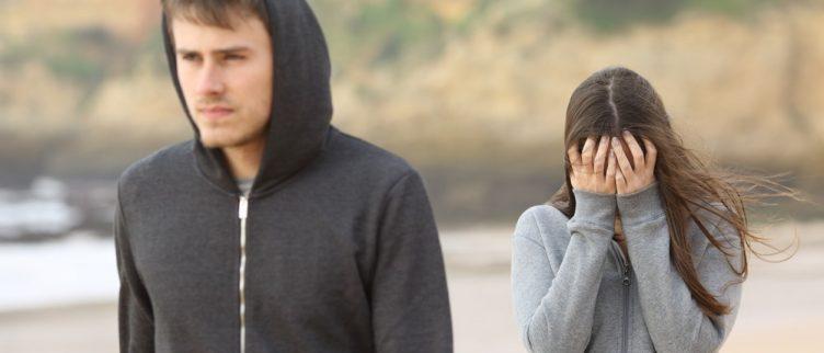 5 kenmerken van een slechte relatie