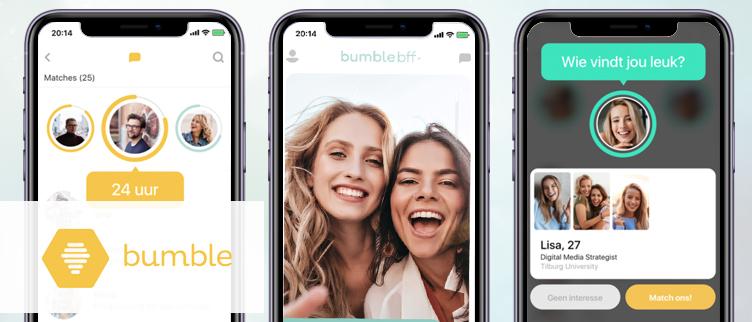 Bumble app review | Datingsite Kiezen